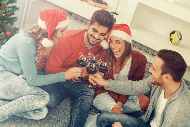 How Friends Can Enrich Your Holiday Spirit and Health