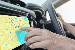 Connection Between Using a GPS and Alzheimer's?